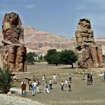 Recent discoveries in the temple of Amenhotep III
