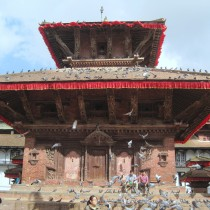 Nepal: Post-disaster excavations at earthquake-damaged Jagannath and Gopinath Temples