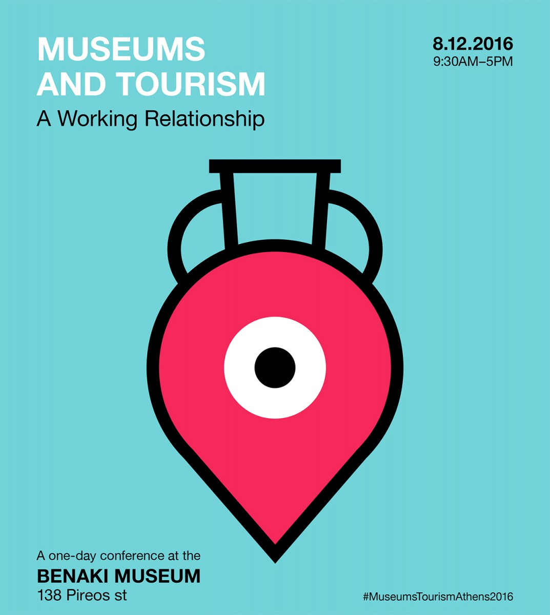 At the sixth installment of the Museum Conference, museum and cultural professionals from Greece, the U.S. and the UK will examine how museums and cultural institutions can strengthen their role as destinations and be part of sustainable cultural development.