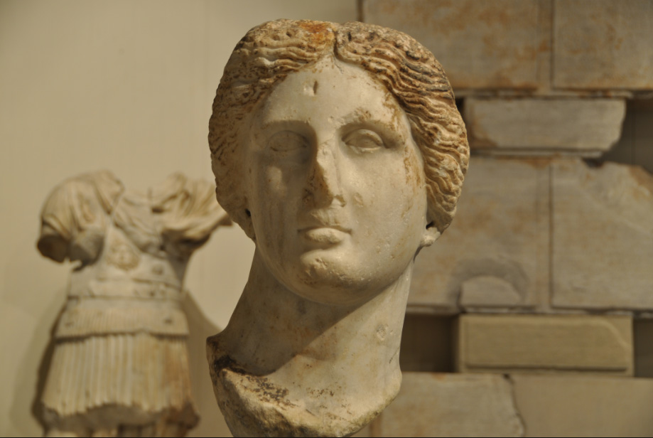 Arsinoë II, Ptolemaic Greek Princess of Ancient Egypt.
