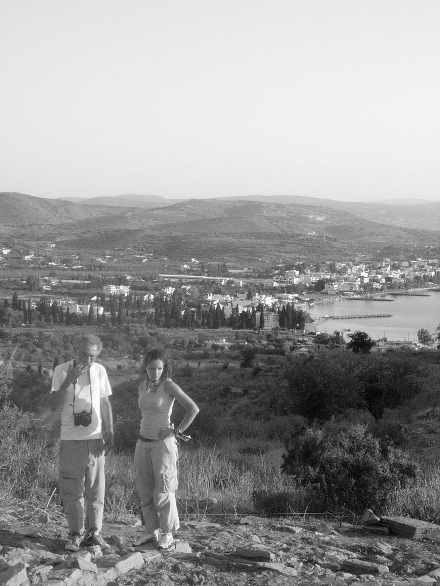 Soros, Magnesia. Sanctuary of Apollo, 2008.