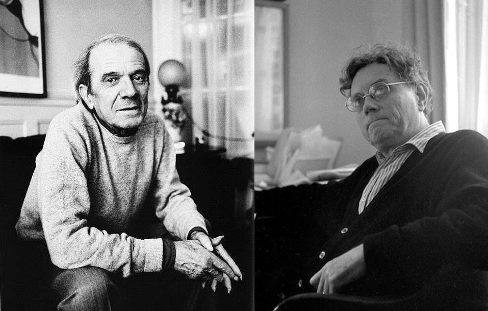 Gilles Deleuze and Félix Guattari.