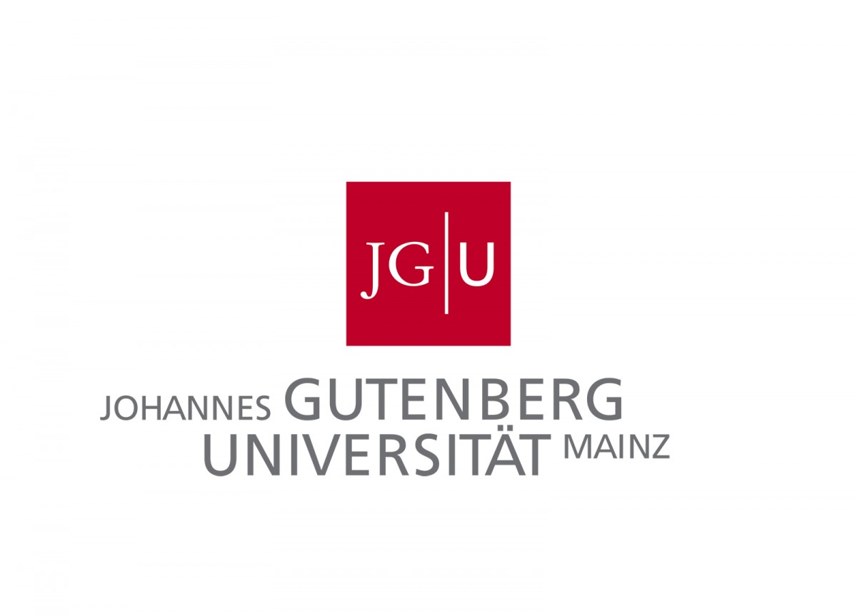 The Johannes Gutenberg University Mainz logo
