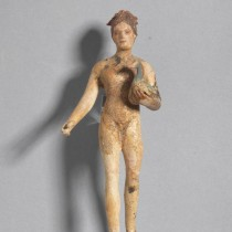 Figurine – a microcosm made of clay