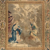 The Barberini tapestries on show