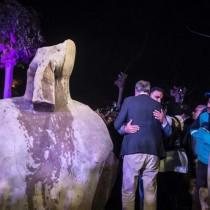 Colossus found in Cairo slum was not Ramses II