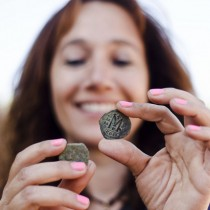 A 1,400-year-old coin hoard discovered in Jerusalem