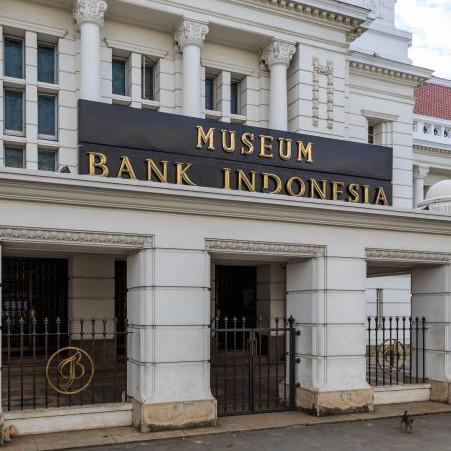 The conference will be held at Museum Bank Indonesia, Jl. Pintu Besar Utara No. 3, Jakarta.