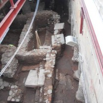 The Association of Greek Archaeologists about the fountain-house in the Thessaloniki metro