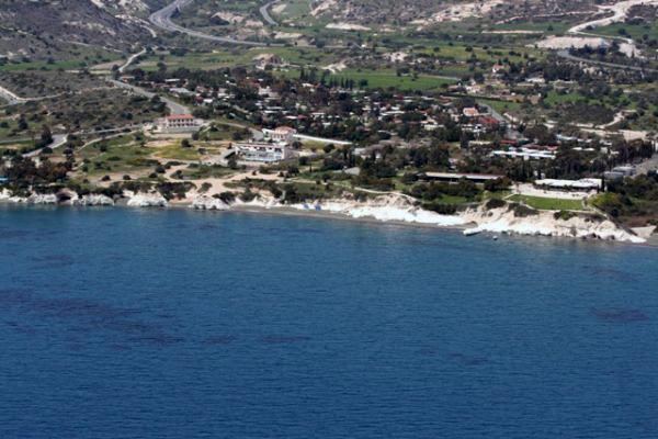View of Pentakomo.