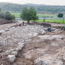 2,000-year-old Roman road revealed in Bet Shemesh