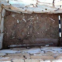 The Warrior Grave at Plassi, Marathon