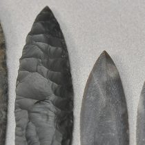 "Archaeologist explains innovation of ""fluting"" ancient stone weaponry"
