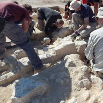 Archaeological project reveals historic earthquake in Cyprus