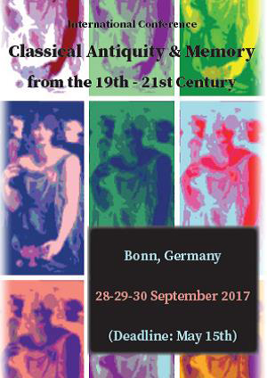 The poster of the conference.