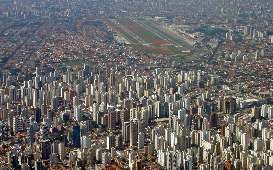 South-Central Zone of São Paulo.