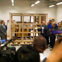 King Tut's bed and chariot moved to the Grand Egyptian Museum