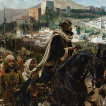 The last Muslim King in Spain