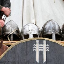 Archaeologists uncover Viking Army Camp
