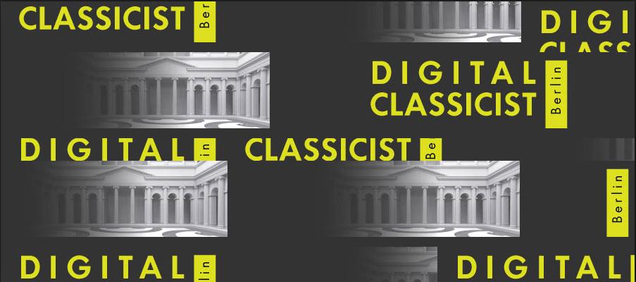 Digital Classicist Berlin logo.