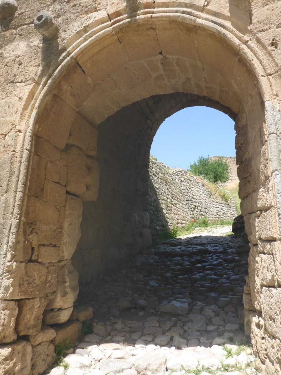 The Castle of Acrocorinth