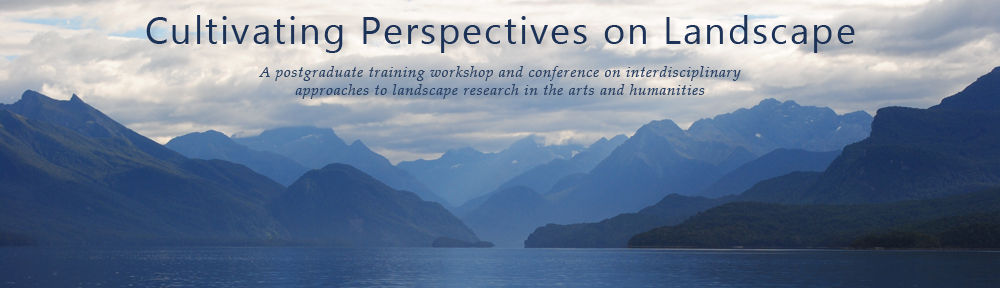 The conference's website header.