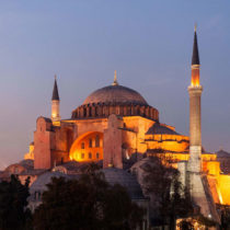 Strong concern about Hagia Sophia, Istanbul