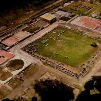 3D virtual tour of the royal palace of Philip at Aigai