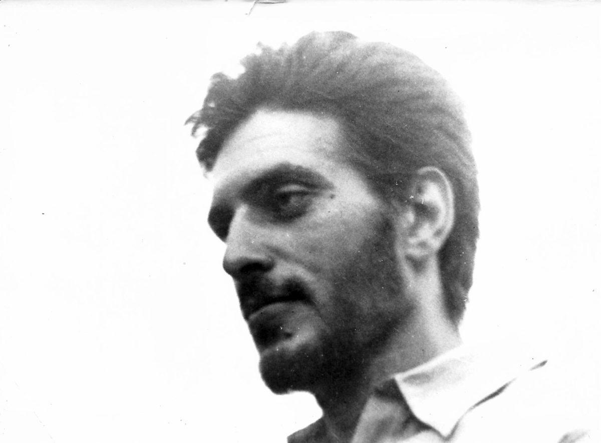 Fig. 3. Yannis Sakellarakis, 1965 (photo: Nikos Koundouros).