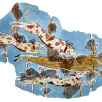 Ancient DNA analysis reveals Minoan and Mycenaean origins