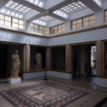 The Archaeological Museum of Kos is once more open to the public