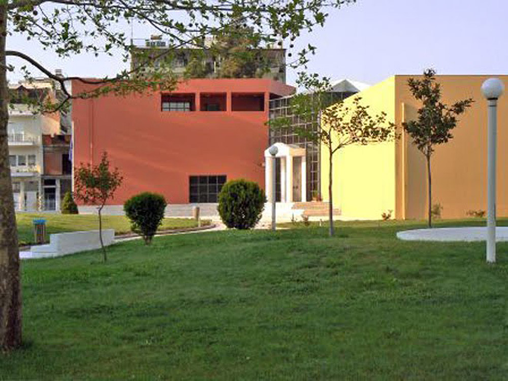 The Archaeological Museum of Karditsa.