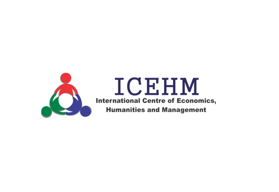 The conference is organized by the International Centre of Economics, Humanities and Management.
