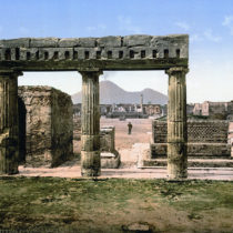 Poisonings went hand in hand with the drinking water in Pompeii