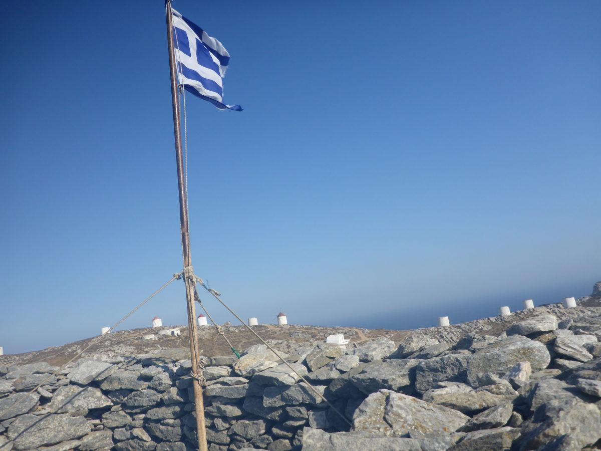 The Venetian Castle of Amorgos