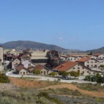 The Museum of Mining and Metallurgy of Lavrion is to be established