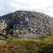 Secrets of ancient Irish burial practices revealed