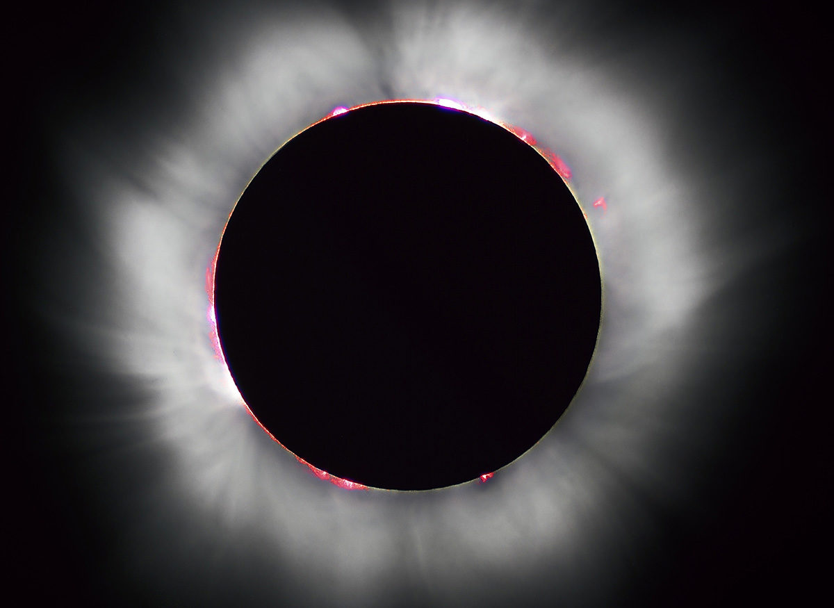 The researchers developed a new eclipse code, which takes into account variations in the Earth's rotation over time.