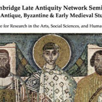 Clans Late Antiquity Network Seminar Series 2017/18