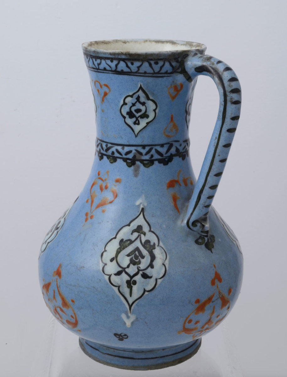 "The exhibition ""The Magic of Iznik Ceramics"" is on at the Benaki Museum of Islamic Art."