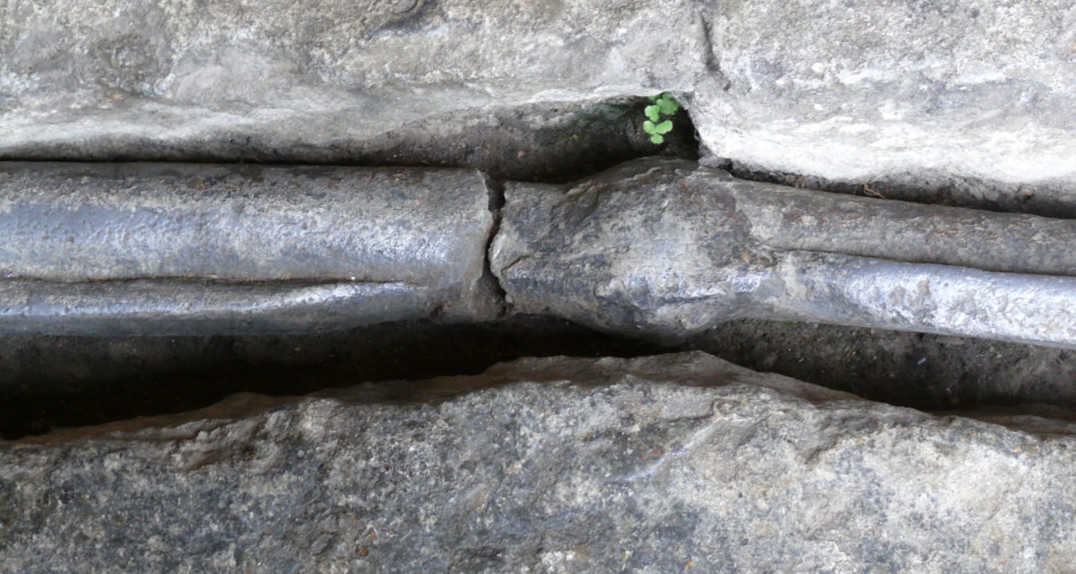 Now, the international research team is investigating the archaeological evidence for lead production and use at a Roman rural estate in Vagnari, Italy, along with the physical remains of Romans who were exposed to lead on a regular basis. Credit: University of Sheffield