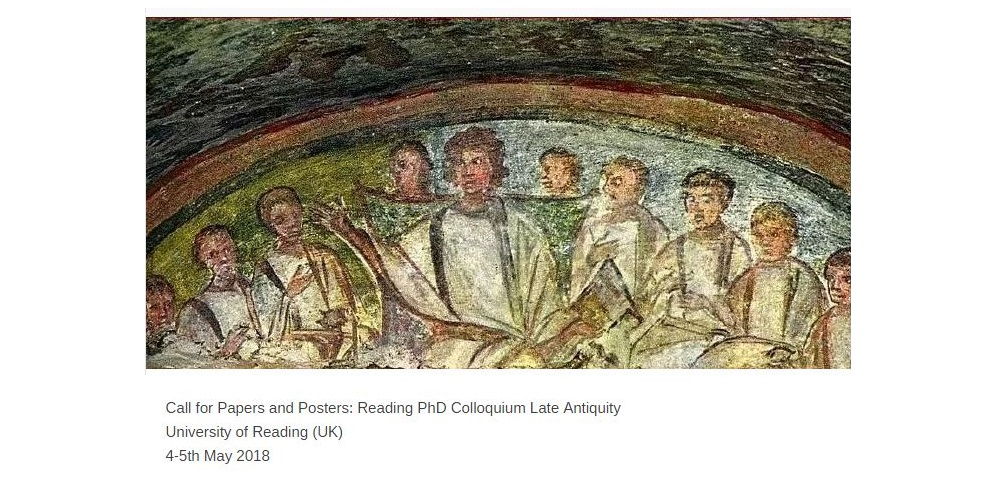 The study of Late Antiquity involves a wide variety of disciplines.