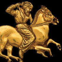 Scythians and early nomads from Siberia to the Black Sea