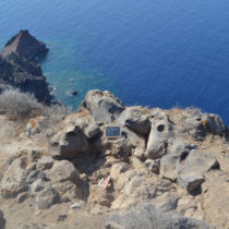 New finds from the prehistoric settlement of Therasia