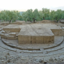 The Theatre of Ancient Thouria has come to light