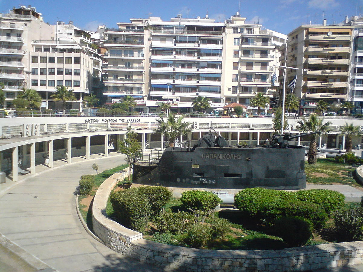 The congress will take place in the Hellenic Maritime Museum of Piraeus.