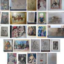 250 works of art from the Gurlitt collection to be exhibited in a German museum