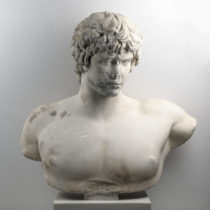 Hadrian and Antinous: a meeting after 19 centuries