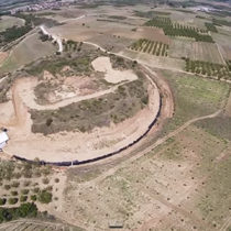 L. Koniordou: In three years time the Kasta tomb monument will become accessible to the public