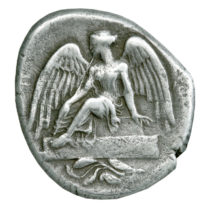 MONEY. Tangible symbols in ancient Greece